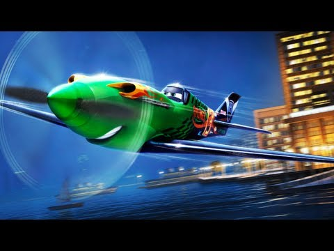 Planes - Disney's Planes Trailer 2013 - Official movie trailer #2 in HD - starring Dane Cook - directed by Klay Hall - from above the world of Cars comes Disney's Pla...