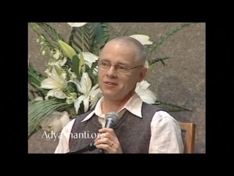Adyashanti Video:  Becoming Intimate With Our Absolute Nature
