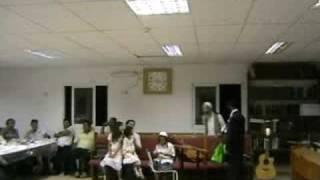 חיים דוד סרצ'יק – הופעה חיה בכפר תפוח