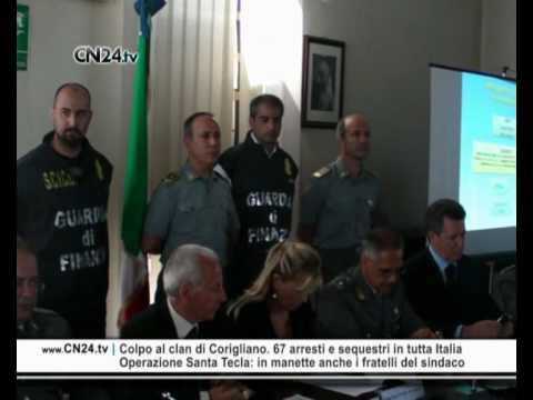 Colpo al clan di Corigliano. 67 arresti e sequestri in tutta Italia