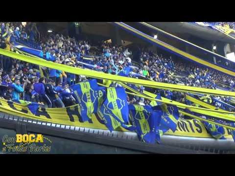 Ni la muerte nos va a separar / BOCA-QUILMES 2015 - La 12 - Boca Juniors - Argentina - América del Sur