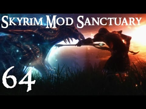 skyrim mod - Skyrim Mod Sanctuary 64 : Immersive Creatures, Werewolf aftermath equipper and Umbrellas Mods covered in this video: 1. Skyrim Immersive Creatures (0:33) : h...
