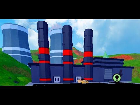 #7 [ATUALIZADO] Como Roubar A Power Plant(Usina) no Jailbreak - Roblox