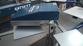 http://CatspitScreenPrintSupply.com/Here's a video about the Ranar pallet ad on for flash cure units. In this educational video I show you the 2 pallet ad on for my 16x16 Ranar forced air flash cure unit. This is a rotating pallet add on that will fit any of the RANAR flash cure units. Add 2 rotating pallets attached to the stand pole. This type of set up is designed for the beginner whom has a limited budget restricting them from belt dryers. With the pallet add on you can do the final cure. The rotating pallets allow you to cure 2 shirts simultaneously and increase the speed of your final curing with a flash cure unit. The pallets are solid plated steel and come in 14x16 and 20x20. If you're having any troubles assembling your flash cure pallet ad-on, then this video will help out tremendously. You get to see all of the assembly steps as well as a close up of the finished product. This upgrade can be used with any of our Ranar flash cure units available for purchase online at:http://catspitscreenprintsupply.com/flash-cure-units/http://catspitscreenprintsupply.com/14x16-rotary-pallet-upgrade-for-ranar-flash-cure-units/http://catspitscreenprintsupply.com/20x20-rotary-pallet-upgrade-for-ranar-flash-cure-units/ Don't forget I offer FREE SHIPPING on screen printing equipment anywhere in the continental US and all crating or boxing fees are included in the pricing! PLUS no sales tax except in California. Enjoy the video and thanks for watching!http://catspitscreenprintsupply.com/screen-printing-equipment/ See what screen printing supplies we have ready in Phoenix for pick up: http://catspitscreenprintsupply.com/phoenix-screen-printing-supplies-store/Screen printing equipment and supplies store, Phoenix Arizona. Come in for a visit!480-899-9089http://catspitscreenprintsupply.com/Please Subscribe!http://www.youtube.com/user/CatspitProductionsVideo Uploads:http://www.youtube.com/user/CatspitProductions/videos?view=0Video Playlists:http://www.youtube.com/user/CatspitProduct