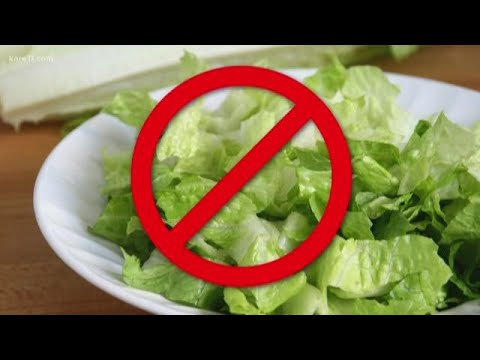CDC: Avoid all romaine lettuce due to E. coli outbreak