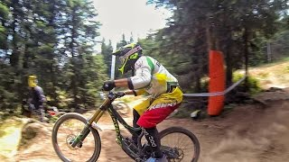 Pamporovo Bulgaria  city photos gallery : The wall / Downhill trail / Pamporovo / Bulgaria 2016