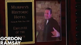 Owner Gives HIMSELF Employee of the Month! | Hotel Hell by Gordon Ramsay