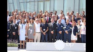 Don Felipe preside el 50 aniversario de la refinería Bp