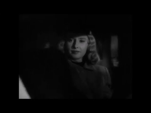 Double Indemnity (1944) Blu Ray HD   Scene..