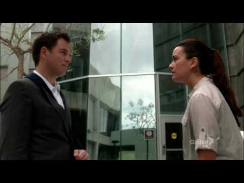 6x25 Aliyah #6 Ziva confronts Tony about killing Michael