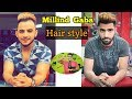 Millind Gaba New Hair cut
