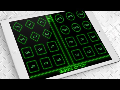 Make Awesome Drum and Bass Music with This Free iOS App