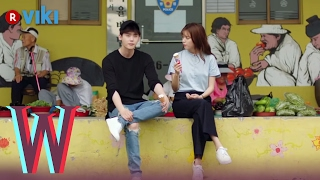 Video W - EP 11 | Lee Jong Suk & Han Hyo Joo Sharing Ice Cream MP3, 3GP, MP4, WEBM, AVI, FLV April 2018