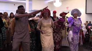 Anambra state at the Igbo day Event In Toronto