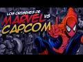 Los Origenes De Marvel Vs Capcom