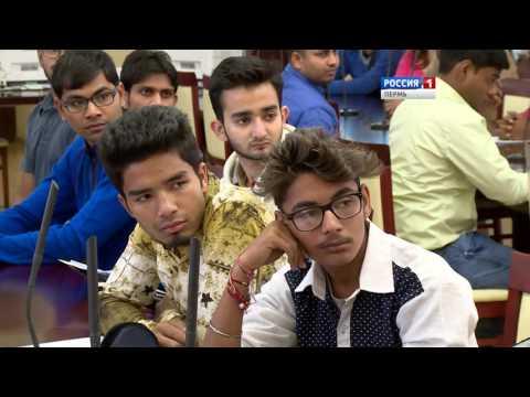 Индийские студенты в Перми изучают медицину и закаляются (видео)