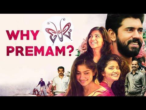Why Premam Run in Chennai