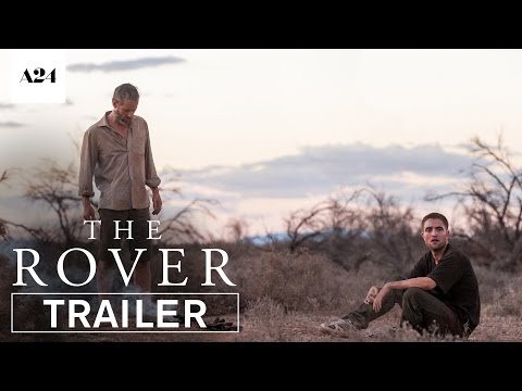 Official - THE ROVER, starring Guy Pearce and Robert Pattinson. NY/LA June 13, Nationwide June 20. www.therover-movie.com.