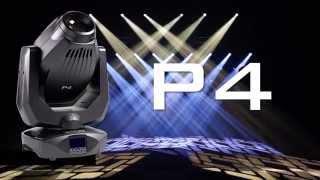JB-Lighting - P4 BeamSpot - Product Video