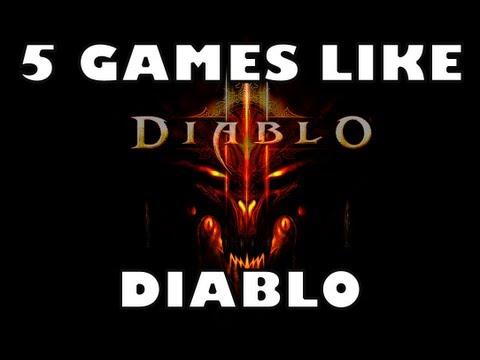 Games Like Diablo - Best Hack and Slash Games