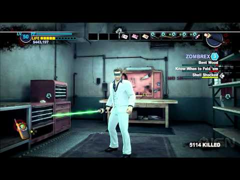 preview-Dead Rising 2: Crazy Weapon Walkthrough (IGN)