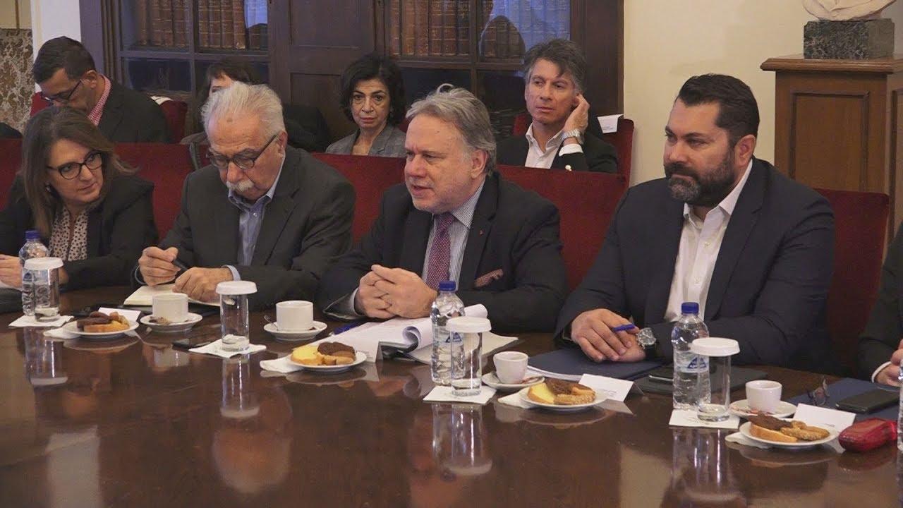 Πρώτη Υπουργική Επιτροπή Ελλάδας- Παλαιστίνης