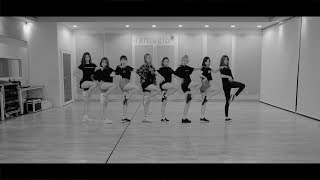 Video Weki Meki 위키미키 - WTF(Where they from) DANCE PRACTICE MP3, 3GP, MP4, WEBM, AVI, FLV Februari 2018