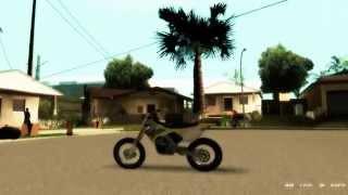 5. GTAModsSA || Suzuki RM 250 || New Wheels || Mods* || HD