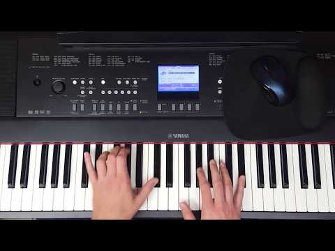 Lecrae - I'll Find You ft. Tori Kelly (Piano/Keyboard Cover)