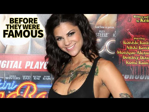 BONNIE ROTTEN - Before They Were Famous (видео)
