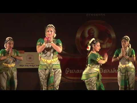 Video KFAC - Purandara Darshana - Bharatanatyam Dance Recital - B Bhanumathi & Ensemble download in MP3, 3GP, MP4, WEBM, AVI, FLV January 2017