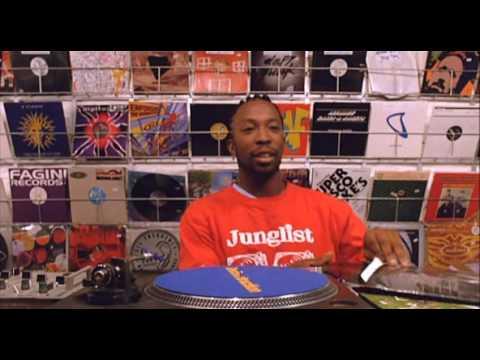 Human Traffic Koop's Jungle Record Store Scene (видео)
