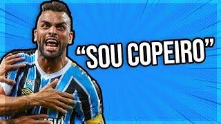 """""""SÓ FAZ HISTÓRIA QUEM É CAMPEÃO"""" - MAICON, Grêmio"""