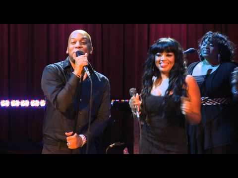 Rahsaan Patterson Performs 'Crazy (Baby)' Live at The Belasco