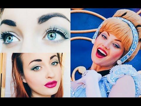 Video Cinderella Makeup Tutorial | Disney Princess Serie download in MP3, 3GP, MP4, WEBM, AVI, FLV January 2017