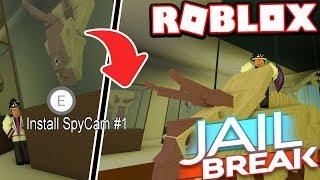 MY DREAM MUSEUM ROBBERY UPDATE!!! *WHAT!* (Roblox Jailbreak)