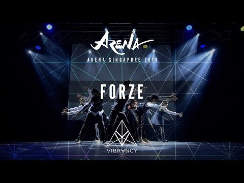 FORZE | Arena Singapore 2019 [@VIBRVNCY Front Row 4K] - Thời lượng: 3 phút, 52 giây.