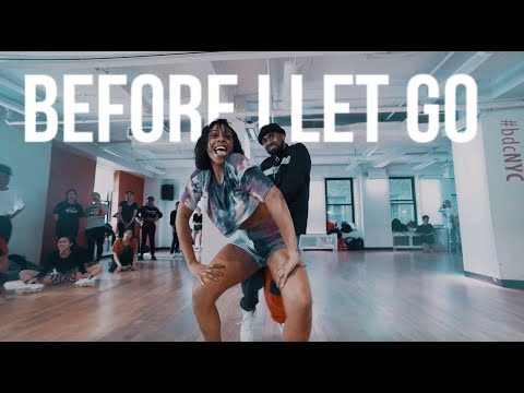 """Beyonce """"Before I Let Go"""" (Homecoming Live)- Keenan Cooks"""