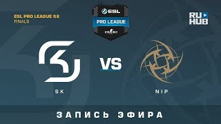 SK vs NiP - ESL Pro League Finals - de_overpass [yXo, Enkanis]