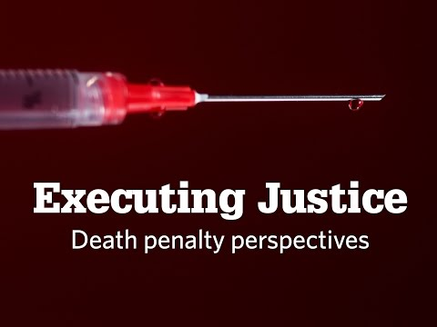 Executing Justice- Death Penalty Perspectives