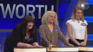 Wentworth Australia  City new picture : Family Feud All Star: Prisoner v Wentworth Fast Money for charity