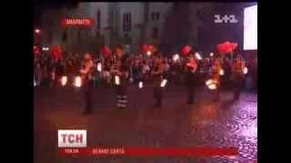 Ми на ТСН! Репортаж про День Св.Мартина (2013)