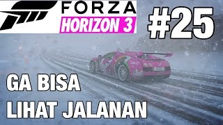 Video Badai Saljunya Ga nyantai ! - Forza Horizon 3 Blizzard Mountain indonesia #25 MP3, 3GP, MP4, WEBM, AVI, FLV Juli 2017