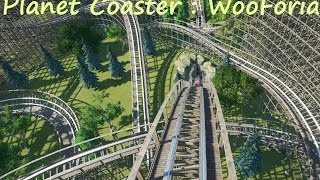 Second Coaster that i build in my sandbox park Called Wooforia.Its a wooden rollercoaster with speed in mind. Enjoy!