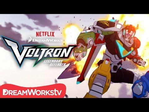 Voltron: Legendary Defender (Promo 'Forming a Legend')