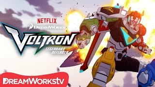 Voltron, Legenday Defender - Teaser VO