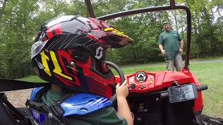 10. Polaris RZR 170 Speed Run