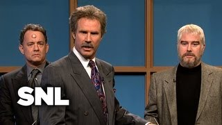 Video Celebrity Jeopardy! Kathie Lee, Tom Hanks, Sean Connery, Burt Reynolds - SNL MP3, 3GP, MP4, WEBM, AVI, FLV Juni 2019