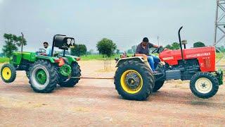 John deer 5310 vs swaraj 855 tractor ready for tochan