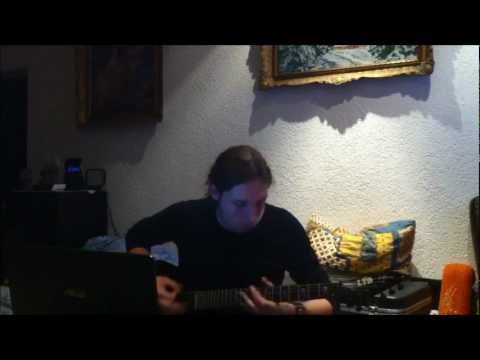 Firewind - The Fire And The Fury COVER by NZ